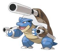 Pokémon X&Y - Mega Blastoise