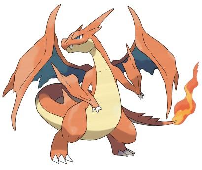 Pokémon X&Y - Mega Charizard