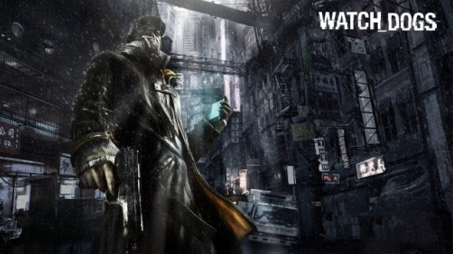 Watchdogs - Wallpaper