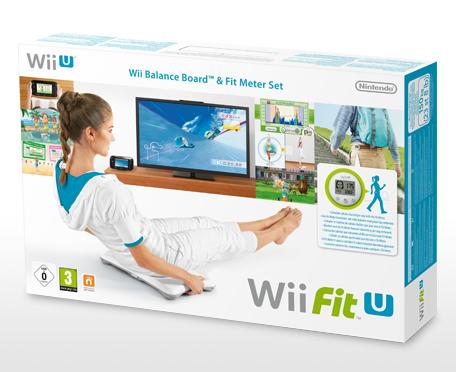 Wii Fit U Bundle