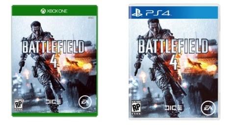Battlefield 4 - Xbox One vs PS4