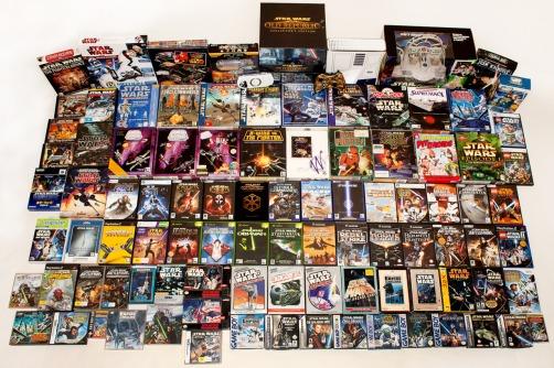 Star Wars - Videojuegos