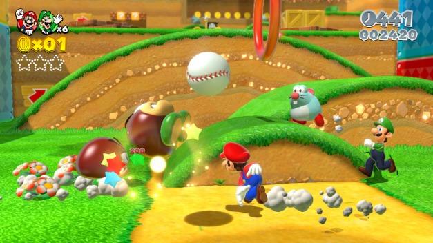 Super Mario 3D World - Galeria (15)