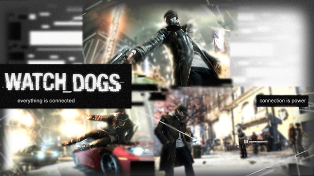 Watch Dogs - Fondo de pantalla