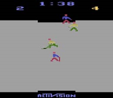 Activision Ice_Hockey - Atari 2600
