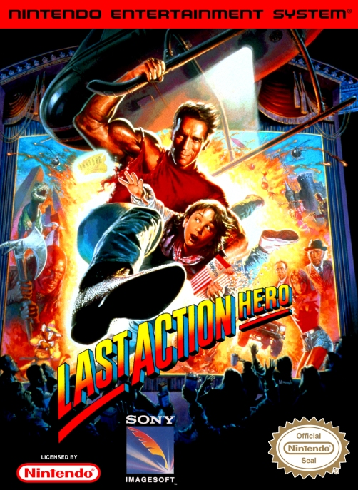 Last Action Hero - NES