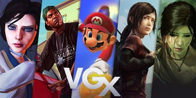VGX 2013 -Ganadores