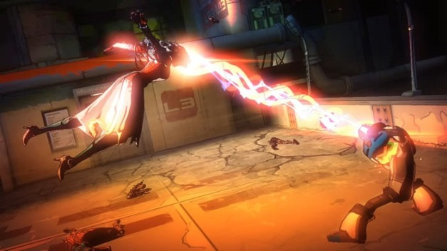 Yaiba Ninja Gaiden Z - Mighty No. 9 (3)