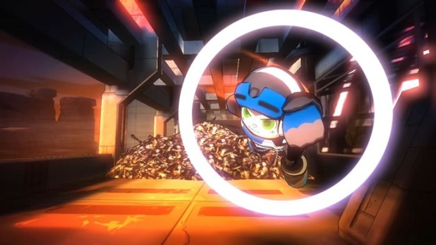 Yaiba Ninja Gaiden Z - Mighty No. 9 (4)