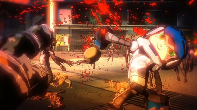 Yaiba Ninja Gaiden Z - Mighty No. 9 (5)