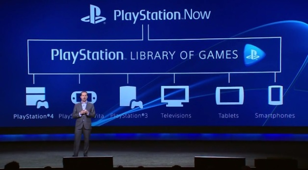 CES 2014 - PlayStation Now
