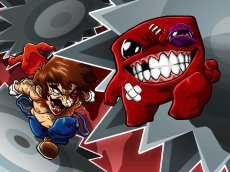 mario_vs__meat_boy_by_hermesgildo