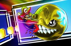 mario_vs__pac_man_by_hermesgildo
