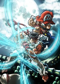 mario_vs__ryu_by_hermesgildo