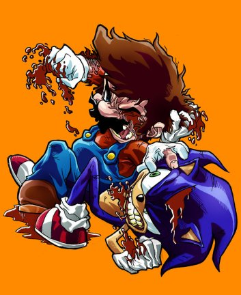 Mario_vs__Sonic_by_Hermesgildo