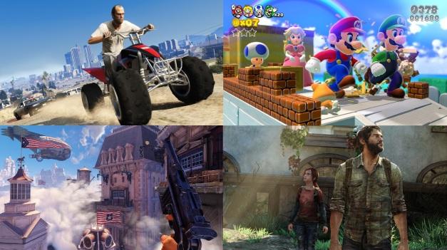 Mejores juegos 2013