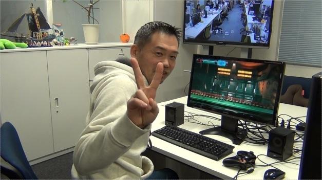 Mighty No 9 - Keiji Inafune