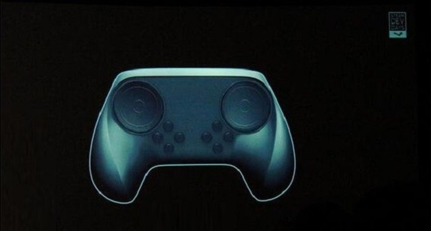 Steam Controller - Modelo sin touch panel