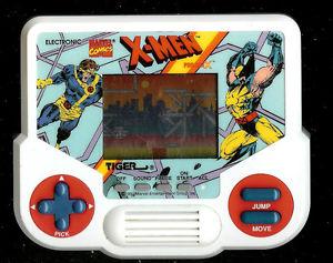 X-Men - Tiger Electronic