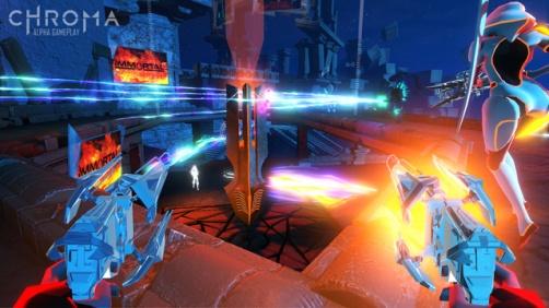 Chroma - Alpha Gameplay