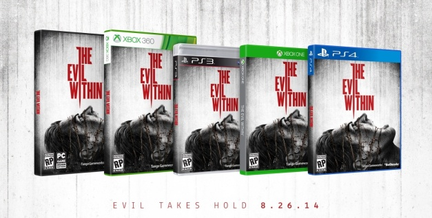 The Evil Within - Caratulas