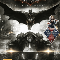 Batman Arkham Knight - PC Boxart
