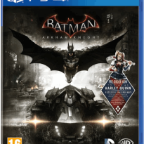 Batman Arkham Knight - PS4 Boxart