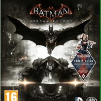 Batman Arkham Knight - Xbox One Boxart