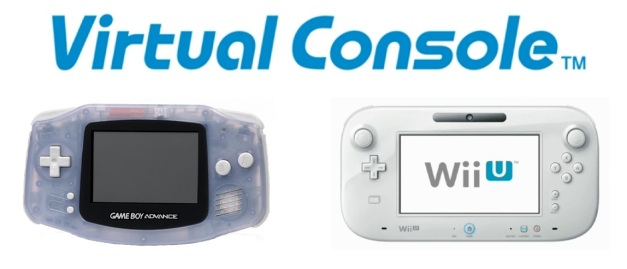 Consola Virtual Wii U - Game Boy Advance
