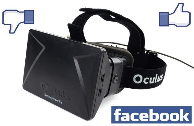 Oculus Rift - Facebook