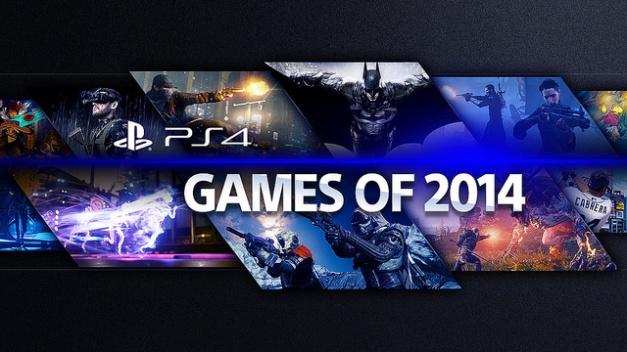 PS4 - Juegos 2014