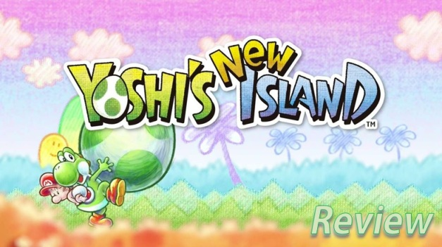 Review de Yoshi's New Island