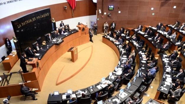 Camara de Senadores Mexico