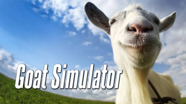 Goat Simulator - Logo