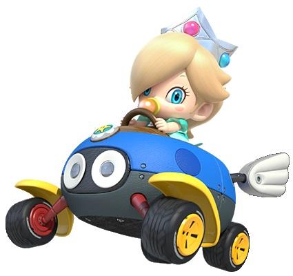 Mario Kart 8 – Baby Rosalina | El Cuarto Player