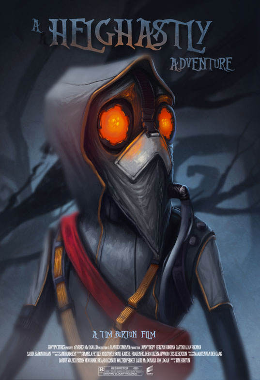 The Killzone Movie A Helghastly Adventure