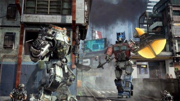 Titanfall - Optimus Prime