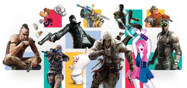 Ubisoft - Videojuegos