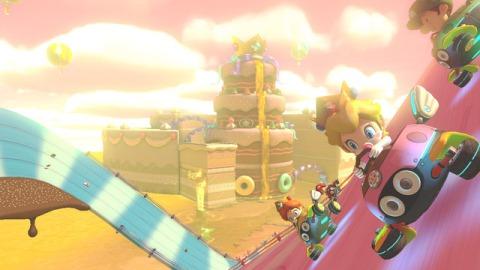 Mario Kart 8 - Pistas