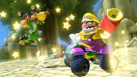 Mario Kart 8 - Super Horn