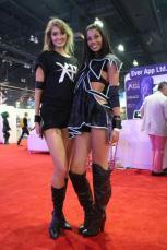 Cobertura E3 2014 - Booth Babes (1)