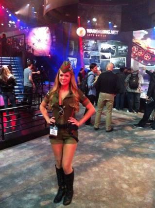 Cobertura E3 2014 - Booth Babes (16)
