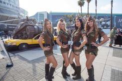 Cobertura E3 2014 - Booth Babes (22)