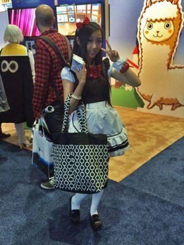 Cobertura E3 2014 - Booth Babes (25)