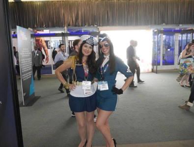 Cobertura E3 2014 - Booth Babes (26)