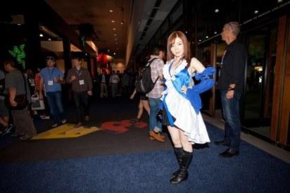 Cobertura E3 2014 - Booth Babes (28)