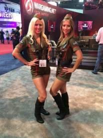 Cobertura E3 2014 - Booth Babes (29)