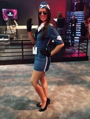 Cobertura E3 2014 - Booth Babes (32)