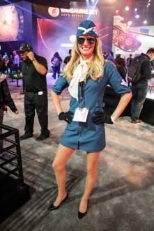 Cobertura E3 2014 - Booth Babes (7)