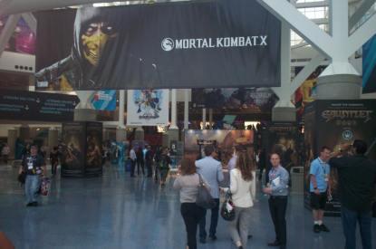 Cobertura E3 2014 - Dia 1 (9)